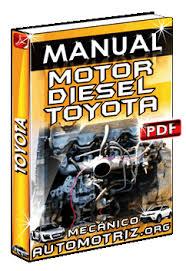 Manual de Motores Diesel Toyota | Mecánica Automotriz