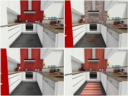 Kitchen Design Graph Paper Style Simple Inspiration