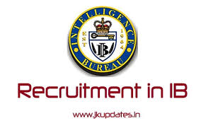 Image result for Intelligence Bureau Recruitment
