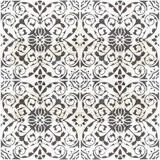 vintage ceramic mosaic floor tile seamless pattern stock vintage style tile