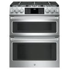 best double oven gas range. Best Double Oven Gas Range True Convection Slide In Dual Fuel Ran Stainless Steel
