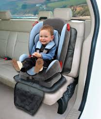 the new fred and sebbie luxury car seat protector mat designed to instantly keep car leather