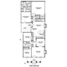bungalow style house plans plan 6 1005 House Plans Designs Bungalow main floor plan 6 1005 shotgun bungalow house plans designs