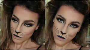 cat makeup tutorials make the most vital costume way less boring