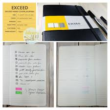 Exceed Hardcover Notebook Stationery Nerd
