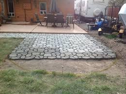 58 quikrete walkmaker patio concrete patios patio and fans on timaylenphotography com