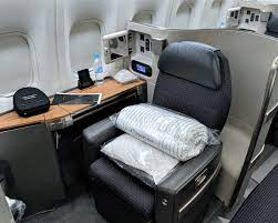 how to fly lie flat first cl seats