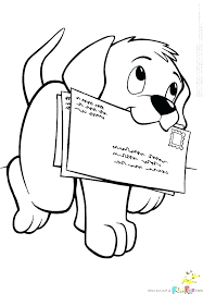 Free Puppy Coloring Pages Best Coloring Pages 2018