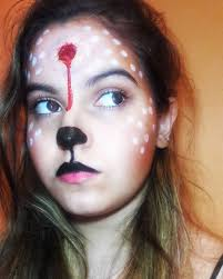 makeup easy yet scary