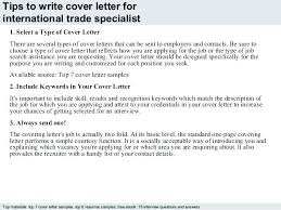 Resume Cover Letter Generator Trade Cover Letter 3 Tips To Write ...