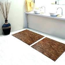 light blue and brown bathroom rugs dimension sets bath rug runner sensational modern inspirational mats for