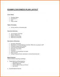 Business Plan Apa Format Sample Writing Pdf Free Template Word