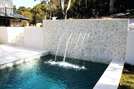 diy pool fountains design indoor solar images backyard water patio modern large