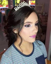 hair and makeup quinceanera 2017 2018