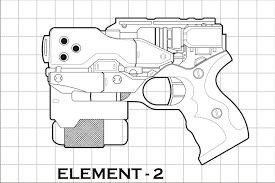 Nerf Gun Props Yes Custom Painted Nerf Guns Guns Nerf Nerf Mod