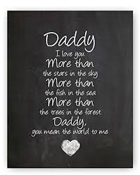 Quote Sign Gorgeous Amazon Daddy Gift Daddy Quote Sign Daddy Quotes Best Daddy