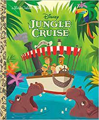 With emily blunt, dwayne johnson, jesse plemons, paul giamatti. Jungle Cruise Disney Classic Little Golden Book Vitale Brooke Conrad Paul Amazon De Bucher