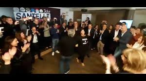 Regionali Calabria, Jole Santelli balla la tarantella per ...