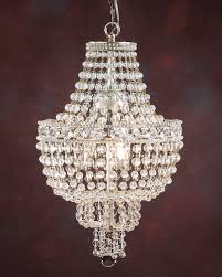 cybil small easy fit crystal chandelier chrome frame p medium awesome small crystal chandeliers