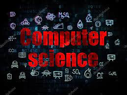 Science concept: Computer Science on ...