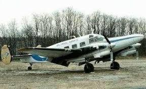 beech 18 turboliner
