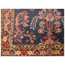 antique persian mohajeran sarouk oriental rug circa 1910 4 11 x 3 5