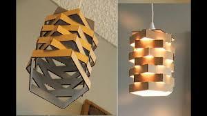 Diy Lantern Lights Diy Paper Lamp Lantern How To Make A Night Lamp Home And Room Decor