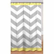 grey chevron shower curtains. Mainstays Chevron Shower Curtain, Yellow Grey Chevron Shower Curtains I