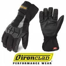 Ironclad Tundra Waterproof Work Gloves