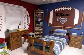 Boys Football Bedroom Ideas