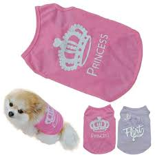 1PC <b>2015</b> Summer <b>New</b> Fashion Popular <b>Puppy</b> T-Shirt Small <b>Dog</b> ...