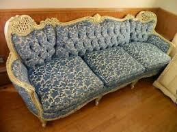 victorian couch french provincial sofa