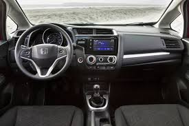 2018 honda fit. fine honda even though the interior of 2018 honda fit does not look as much style  wise it is very comfortable to ride in the thing they are prioritizing here  and honda fit