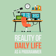 Realities Of Daily Life As A Programmer Simple Programmer