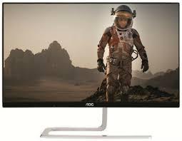 <b>AOC Style</b>-<b>Line I2781FH</b> (<b>27</b> inch) LCD Monitor 1000:1 250cd/m2 ...