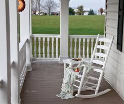 porch rocking chair ash wood ladder back rocker 11 sasgroup info