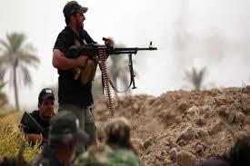 Image result for مهمترین گذرگاه مرزی بین عراق و سوریه به کنترل حشدالشعبی درآمد