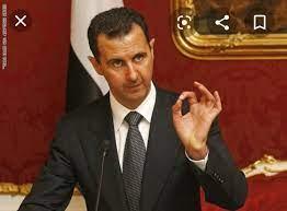 "Youssef Charafeddine (El Moussawy) on Twitter: ""الرئيس الرفيق بشار الاسد :  بعضهم طعننا في خاصرتنا ولكن فواللهِ سنعيده سيرته الاولى… """