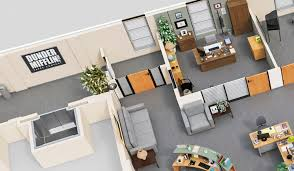 the office floor plan. The Office. Tv Floor Plans Office Plan U