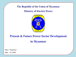 Ppt The Republic Of The Union Of Myanmar Ministry Of