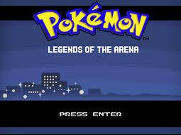 Pokemon legends episode 4 water gym battle. Pokemon Legends Of The Arena Download Informations Media Pokemon Rmxp Hacks