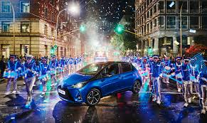 Toyota Yaris advert music – all the details - Toyota