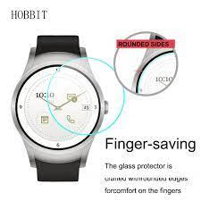 2 Gói 2.5D 9H Kính Cường Lực Cho Verizon Wear24 0.3 Mm Siêu Mỏng Bảo Vệ Màn  Hình Đồng Hồ Thông Minh Smartwatch HD Kính cho Verizon Mặc 24|Bảo vệ màn  hình