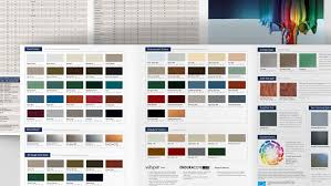 Central States Metal Color Chart Architectural Metal Roofing Wall Panel Systems Fabral