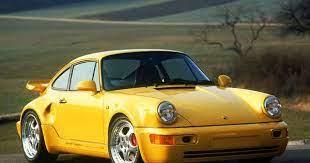 Porsche 964 Turbo S Lm Gt Porsche 911 Leichtbau Porsche
