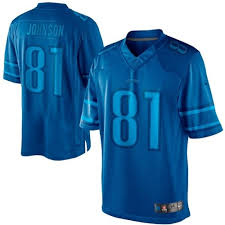- Jersey Lions Detroit Limited Blue 81 Nfl Men's Calvin Drenched Johnson Nike bebbfdfafdcff|Joe Montana Wins First NFL Title Leading San Francisco 49ers To 1982 Super Bowl Win