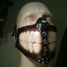 cool motorcycle leather masks gallery