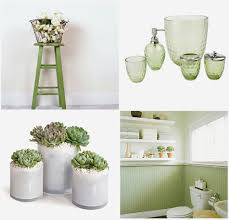 Bathroom : View Green Glass Bathroom Accessories Home Style Tips ...