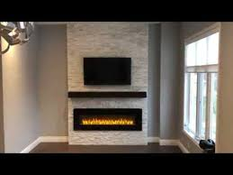 electric fireplace build you
