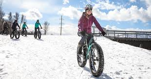benefits of cycling on a fat bike in the winter shape magazine